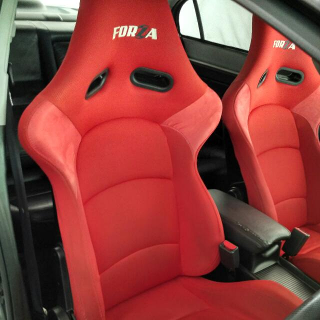 Forza Sport Seat For Honda Civic Fd1/2, Car Accessories on