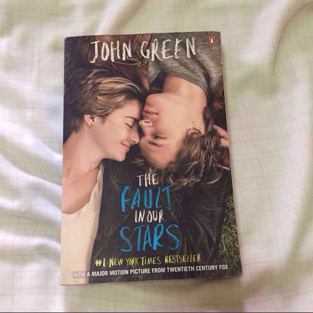 (Free sf) The Fault in Our Stars by John Green