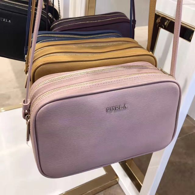 look out for best shoes promo codes 期間限定*Furla double zip Crossbody, Women's Fashion ...