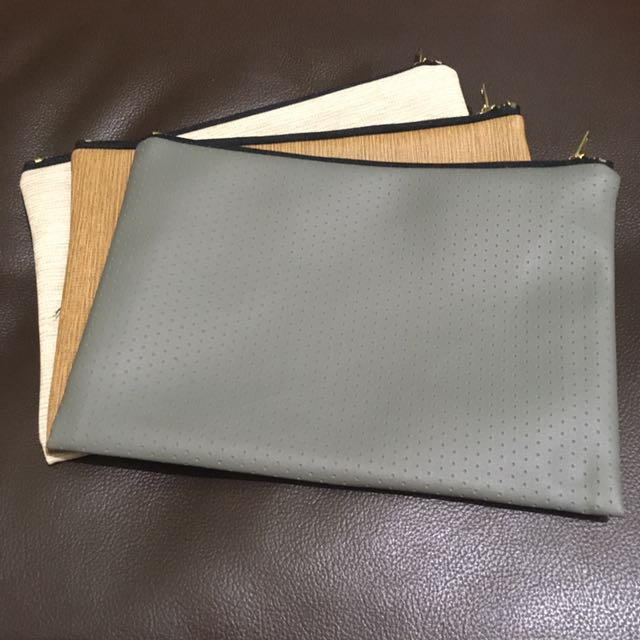 German Leather Pouches