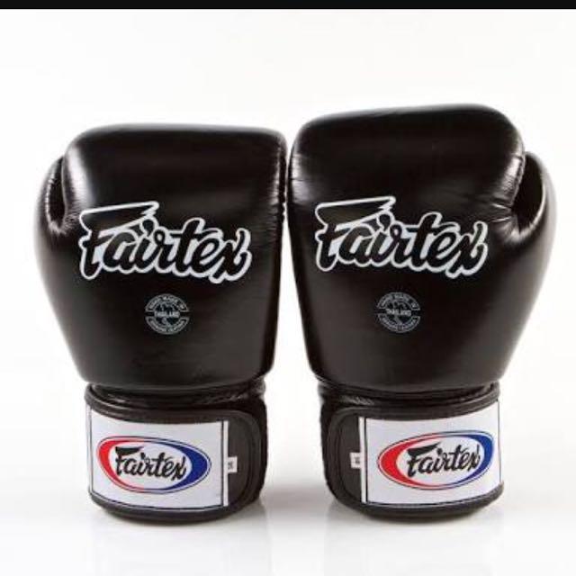 Gloves fairtex 10oz