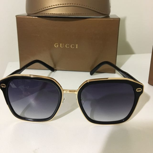 Guccl Sunglasses Brand New