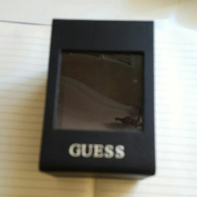 Guess Watch Empty Box