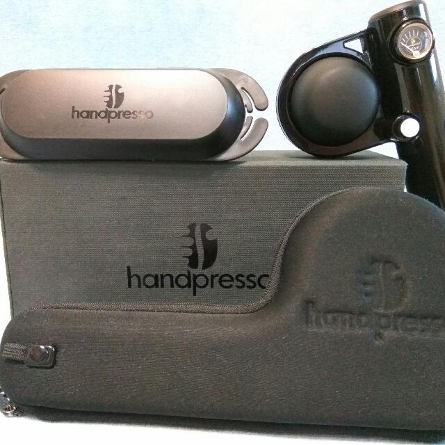 Handpresso  二合一版 隨行咖啡吧