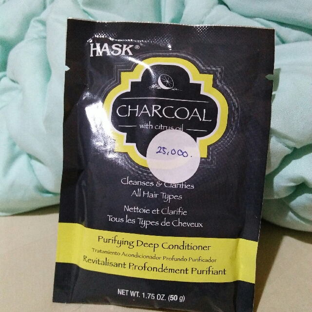 Hask Charcoal Conditioner