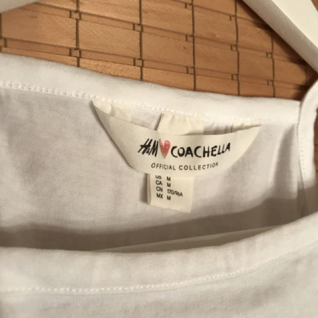 H&M Coachella Crop Top