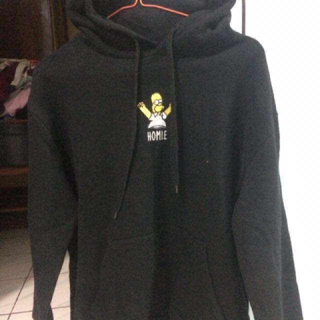 hoodie the simpsons mulus