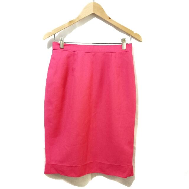 HW Pink Skirt