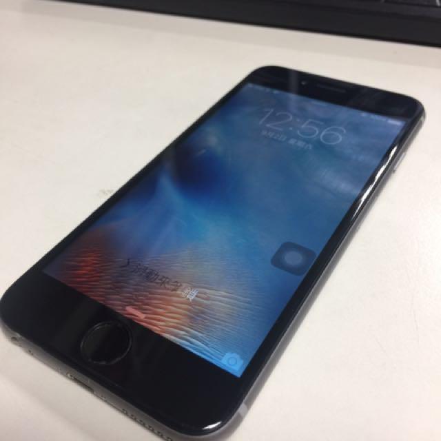 iPhone 6 太空灰 16g 誠可議