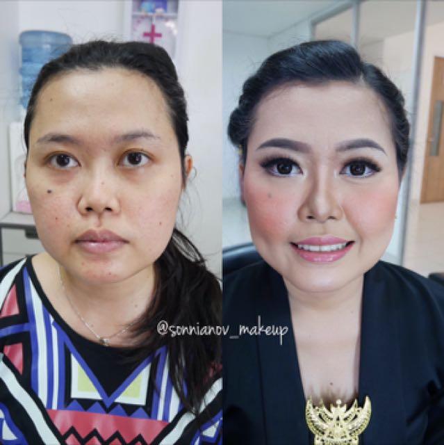 Jasa Makeup dan Hairdo