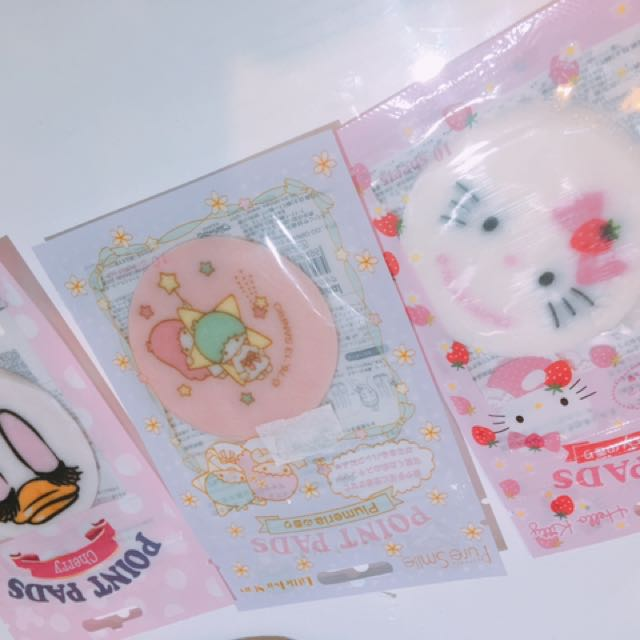 Kitty面膜kikilala/黛西(日本帶回)