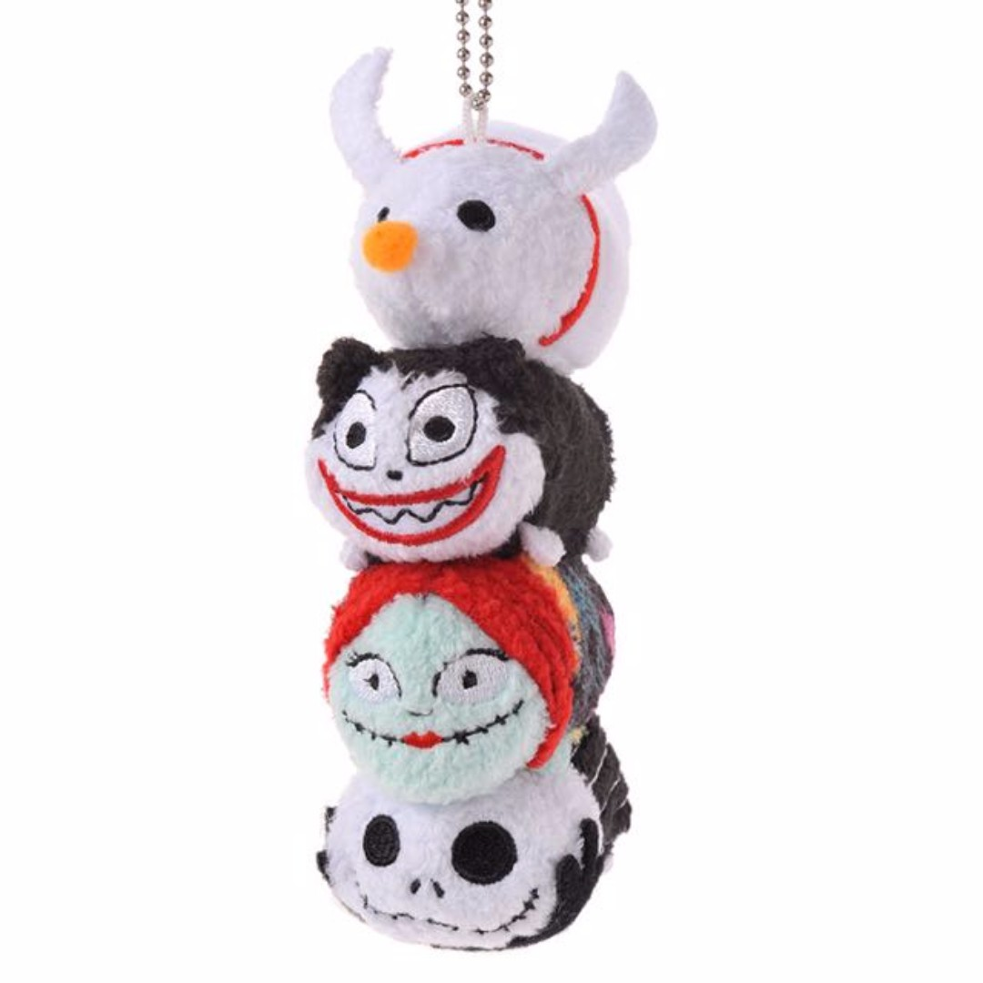 LAST PIECE Japan Disney Store Disneystore Halloween Tsum Tsum ...