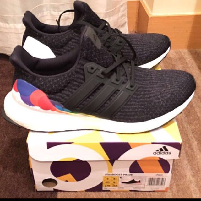 cad20010663 Limited Adidas UltraBOOST Pride 3.0 CP9632 (UK8.5)