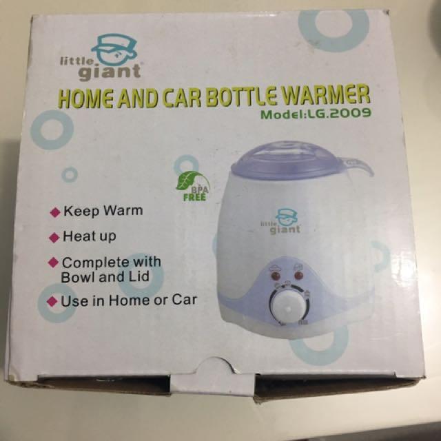 Little Giant Bottle Warmer