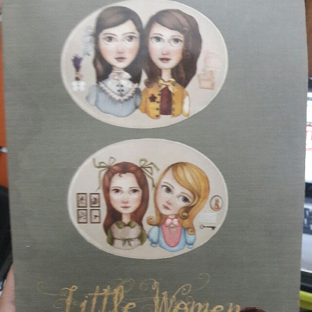 Little Woman - Louisa May Alcott