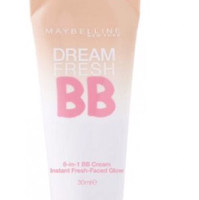 Maybelline bb cream used once
