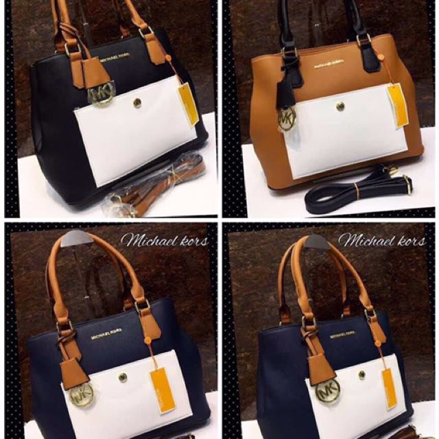 Micheal Kor Bags available in 4 designs