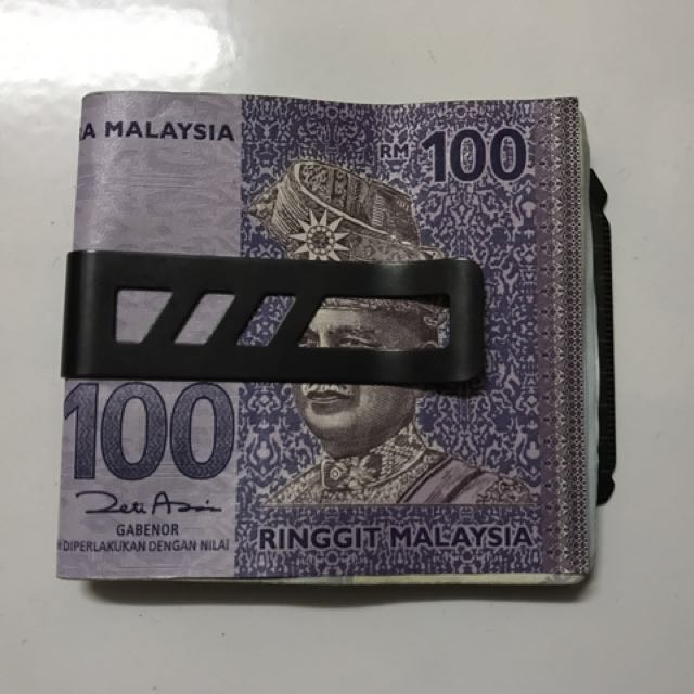 Money clip made in USA