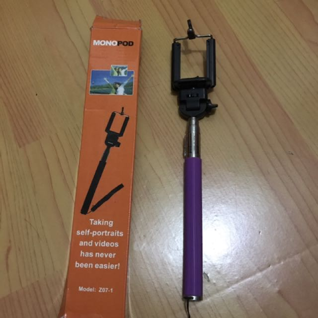 Monopod (manual)