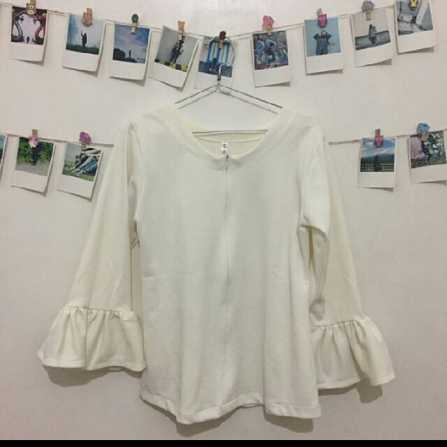 Monoxroom White Blouse