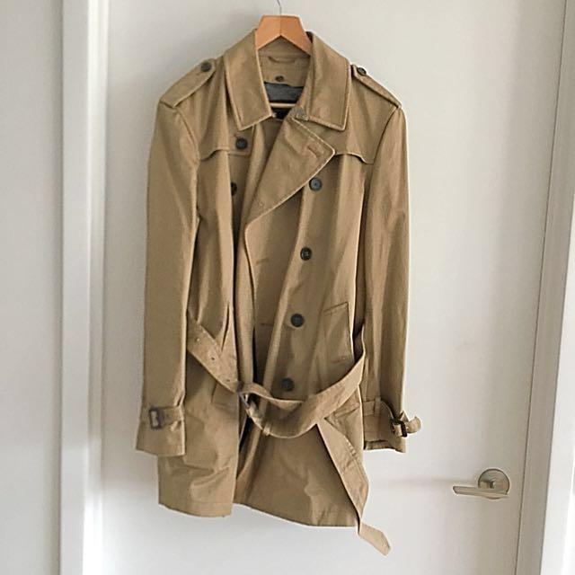 new Banana Republic trench coat