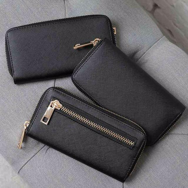 New look saffiano wallet
