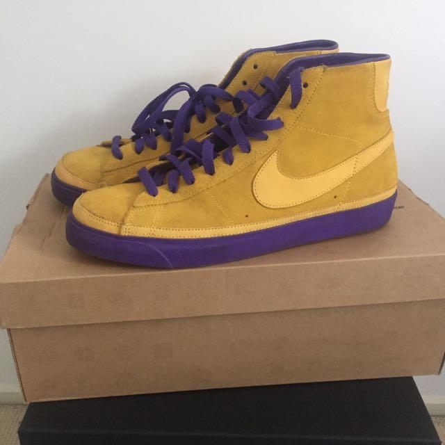 Nike Blazers Premium Sz10