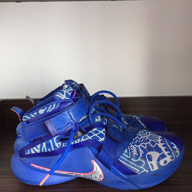 pretty nice 53016 8a983 Nike LeBron soldier 9