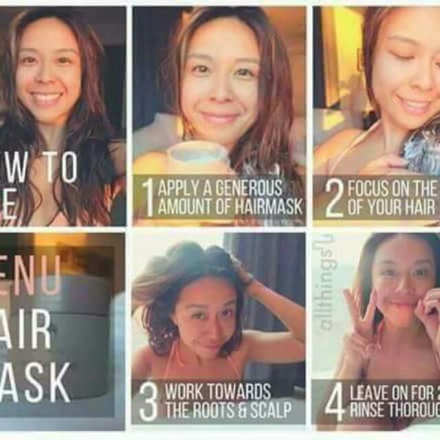 NUskin hair Treatment