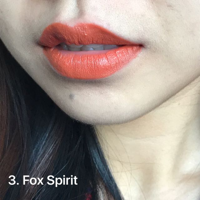 Orange 🍊lipstick (Vegan, natural & cruelty-free)