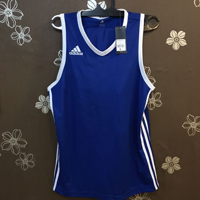 ORIGINAL ADIDAS BASKETBALL OUTFIT NAVY