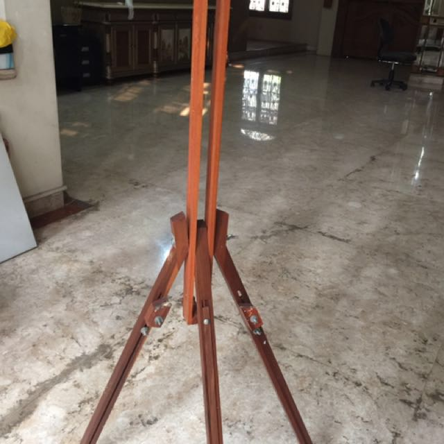 Painting stand portable