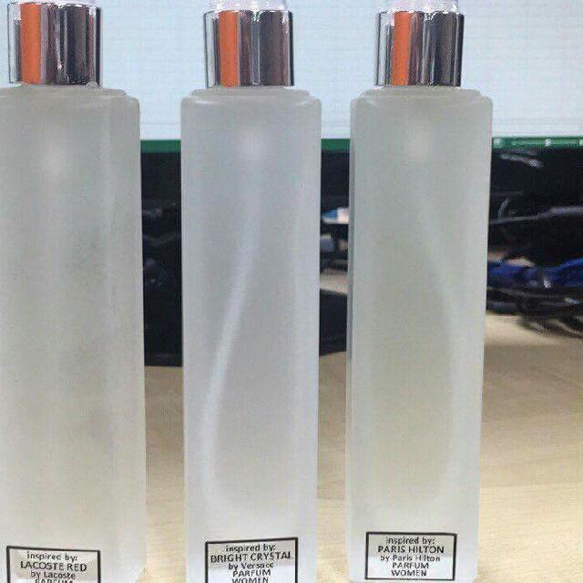 Perfume Oilbased