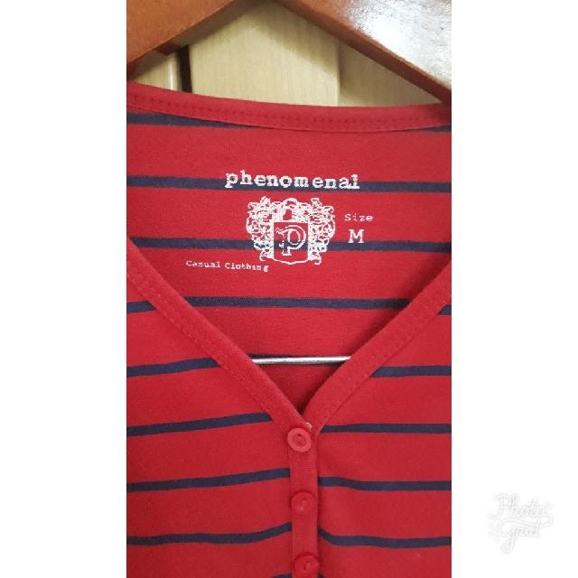 Phenomenal Red T-Shirt