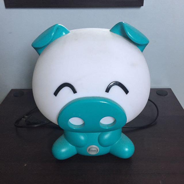 Piggy Lamp