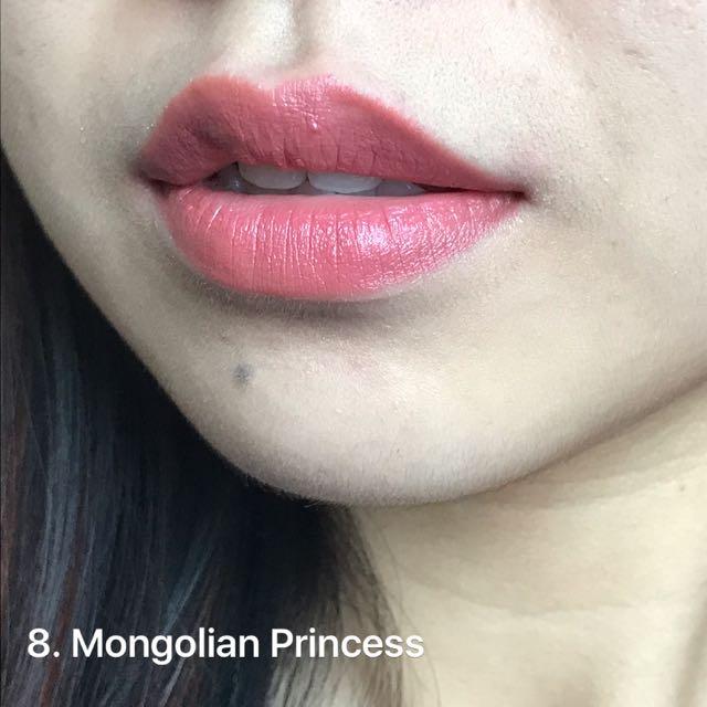 Pink fushcia lipstick (Vegan, natural & cruelty-free)