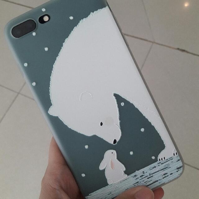 Polar Bear and Rabbit Case
