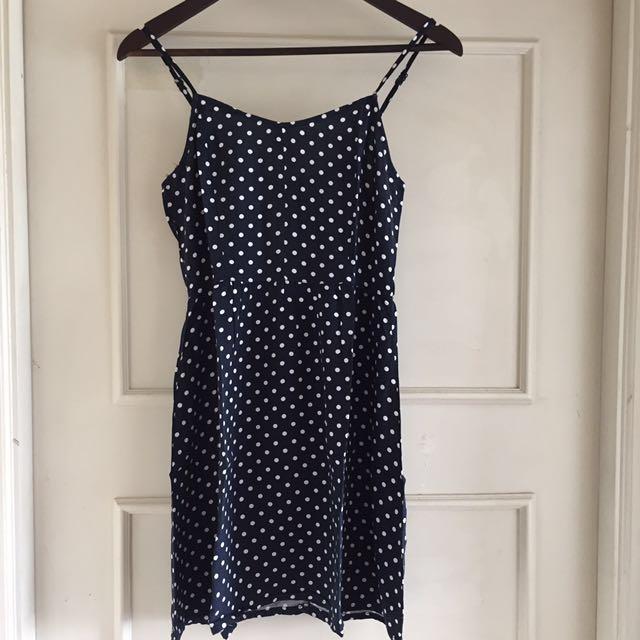 Polkadot H&M Summer Dress