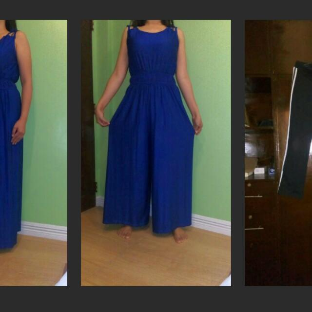 Pre-loved Jumpsuit used But Not Abused