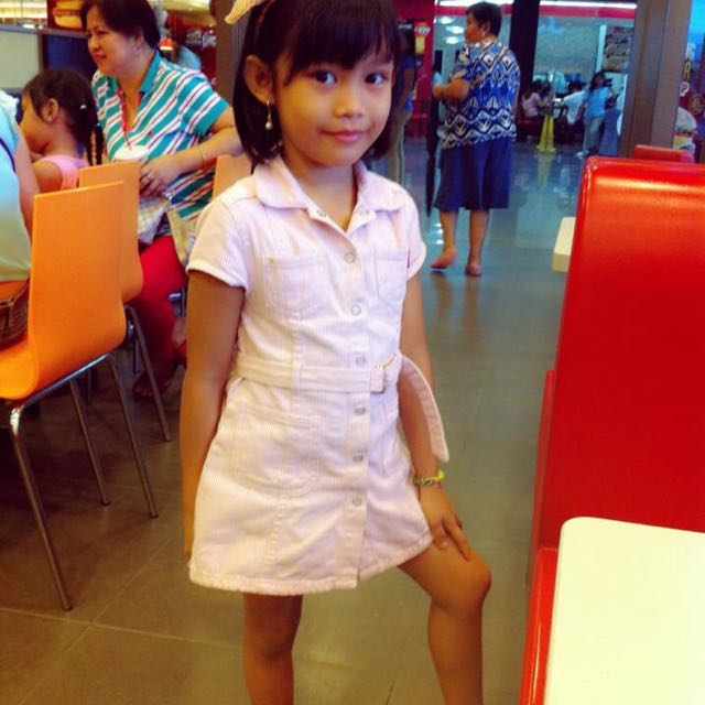 Preloved kids dress