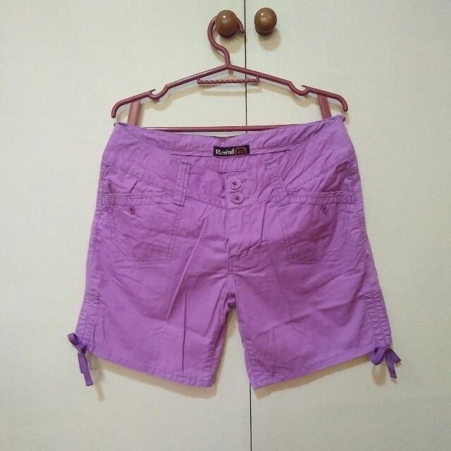 Purple Shorts (SM Surplus Shop)