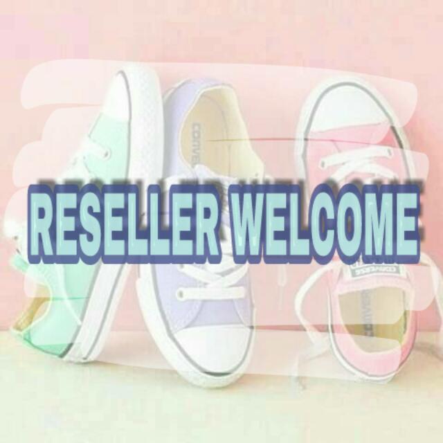 Sepatu / Slip On / Platform / Wedges / Heels / Sandal