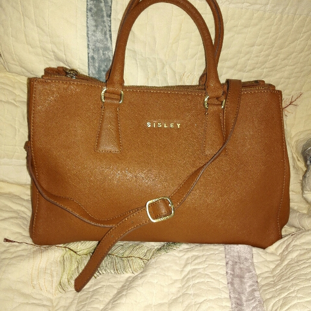 SISLEY 2 Way HandBag