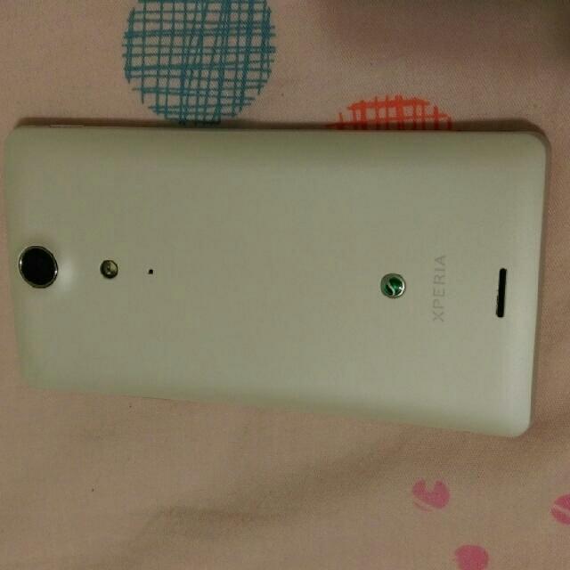 Sony  Xperia  lt29i