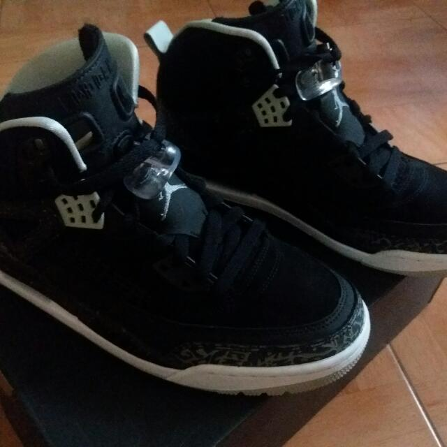 "Air Jordan Spizike ""Oreo"" REPRICED"