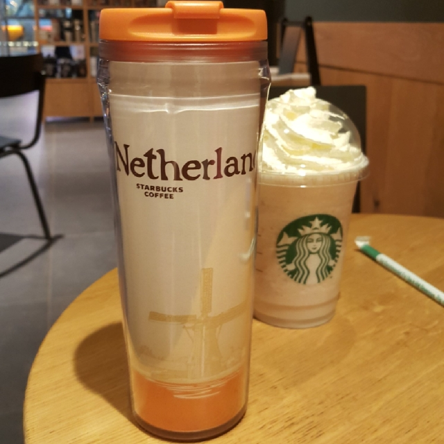 Starbuck Limited Edition - Netherlands Series