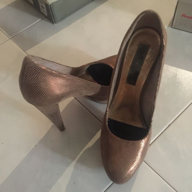 Steve madden 6 Inch Shoes