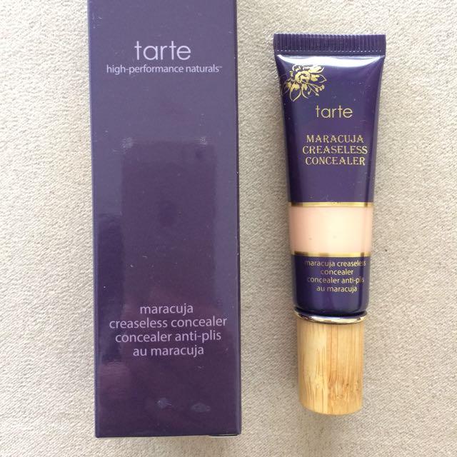 TARTE Maracuja Creaseless Concealer, NEW