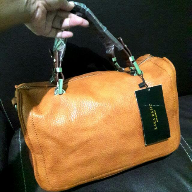 TAS ZARA ORIGINAL IMPORT