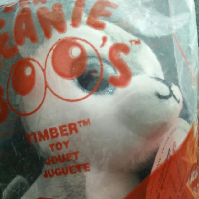 Teenie Beanie Boo's - Timber